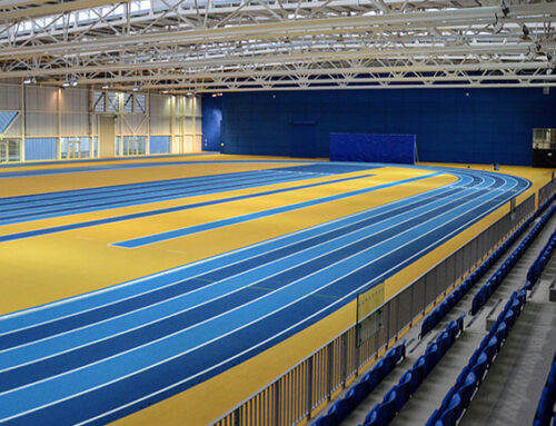 Indoor Athletics Arena